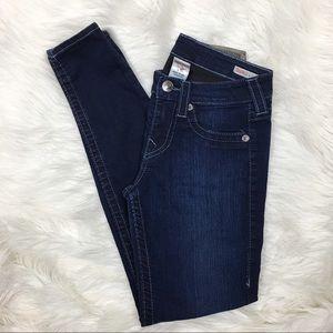 True Religion Original's Skinny Jeans Size 27